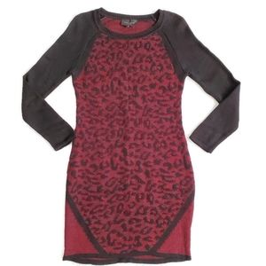 Romeo + Juliet Couture Sweater Knit Dress/ Size M